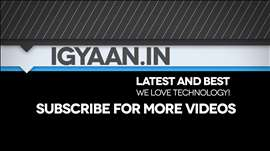 We Are iGyaan ! Subscribe for Tech Updates