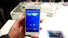 Hands On | Sony Xperia M4 Aqua at MWC 2015