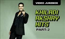 Khiladi Akshay Hits - Jukebox 2 - Bollywood Superhit Full Songs