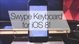 Review: Swype Keyboard for iOS 8!