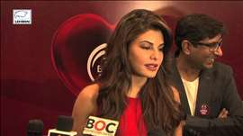 Jacqueline Fernandez LAUNCHES New Perfume | Talks About ROY | LehrenTV