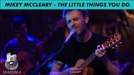 Mikey McCleary - MTV Unplugged Season 4 - 'The Little Things You Do'