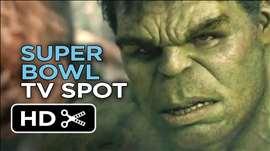 Avengers: Age of Ultron Super Bowl TV Spot (2015 ) - Avengers Sequel Movie HD