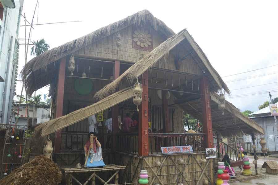 Religion in Agartala