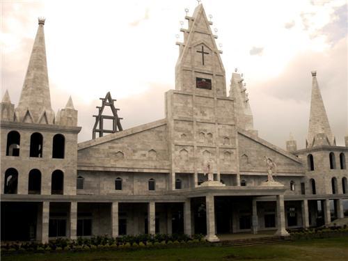 solomon temple in aizawl