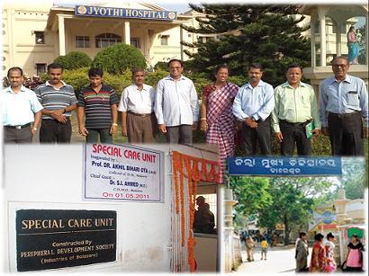 Healthcare Services in Balasore