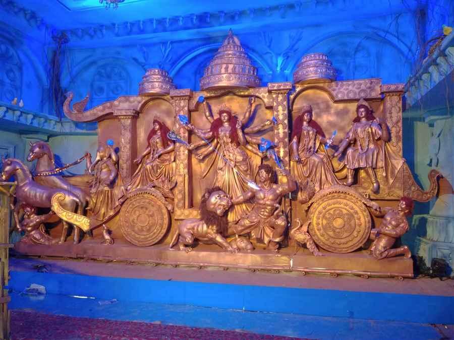 Puja Pandal