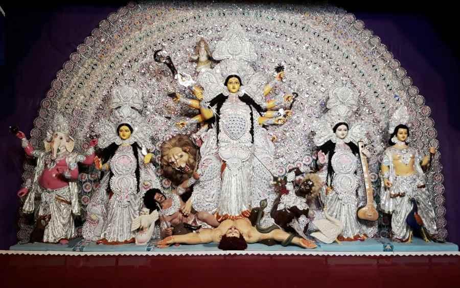 Durga Puja Pandals in Guwahati