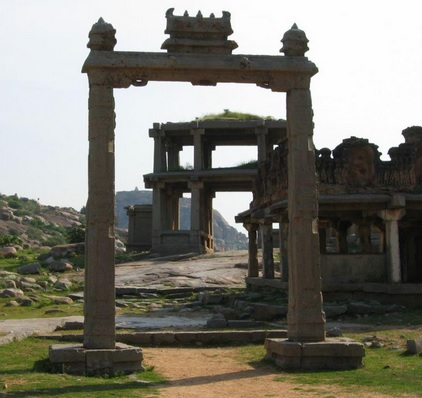 Hampi Tourist Places