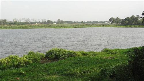 Topography and Soil in Kalyani