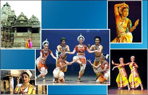 Famous attractions in Khajuraho