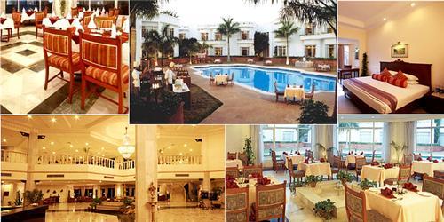 Hotels in Khajuraho
