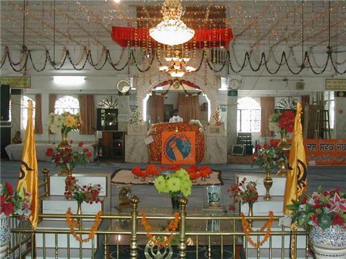 Gurudwaras in Ludhiana