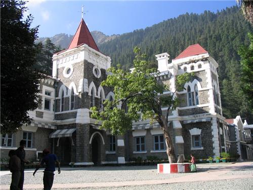 Courts in Nainital