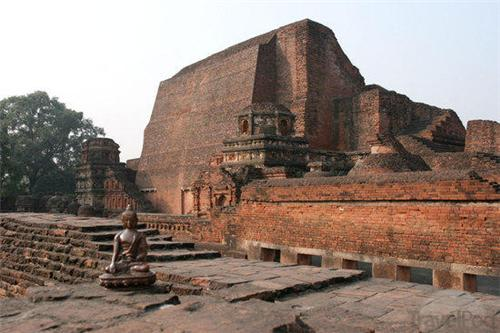 Tourism Industry in Nalanda