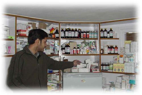 Chemist Shop in Patiala
