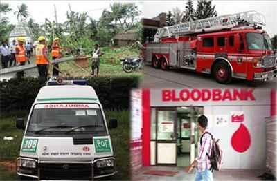 Emergencies in Puri