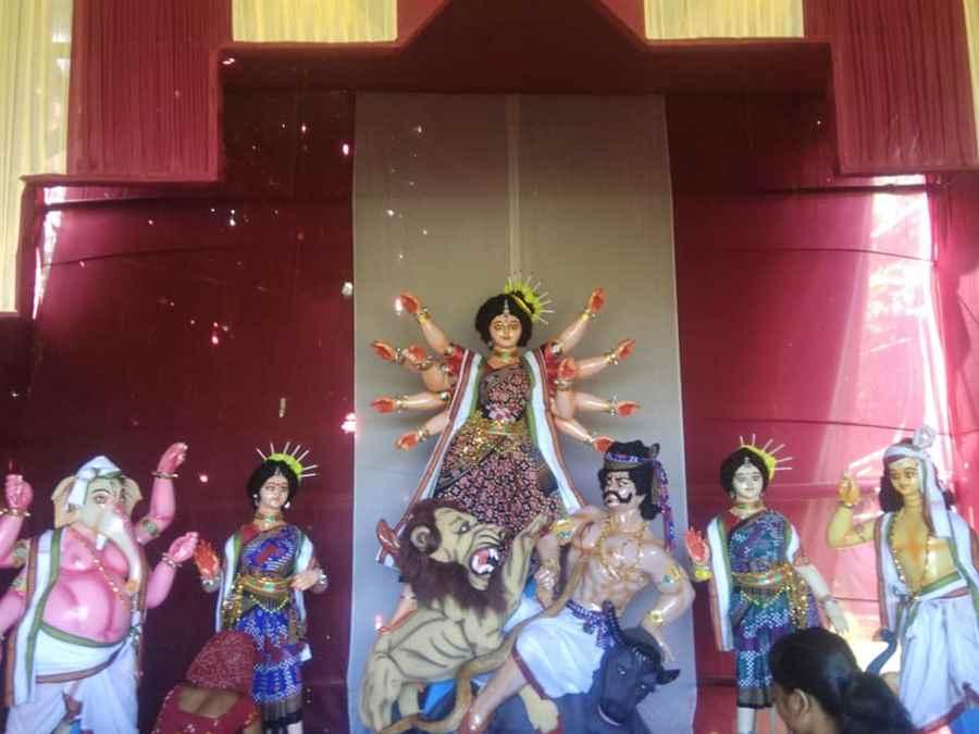 Sarbajanik Katchujan Sri Sri Durga Puja Samiti