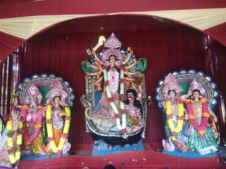 Sri Sri Durga Puja Palan Samiti, Balugada Tinali