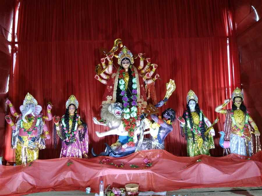 Durga Puja in Assam