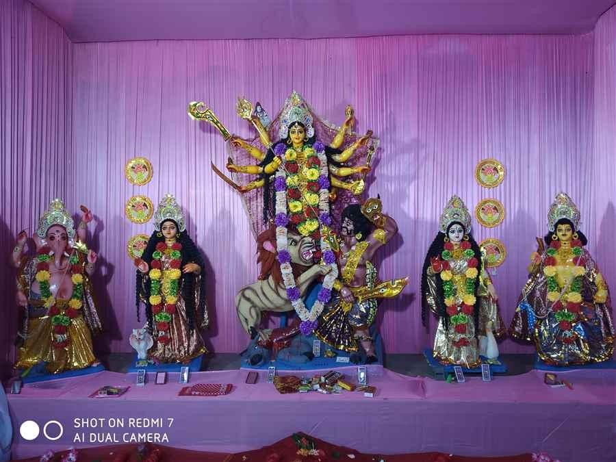 Borpathar Durga Puja
