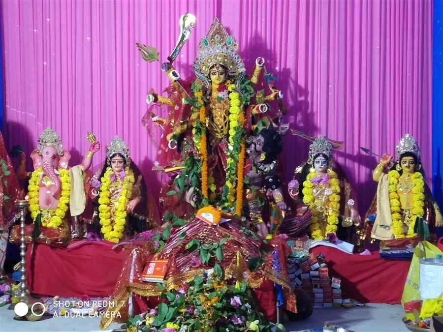 Assam Durga Puja 2020