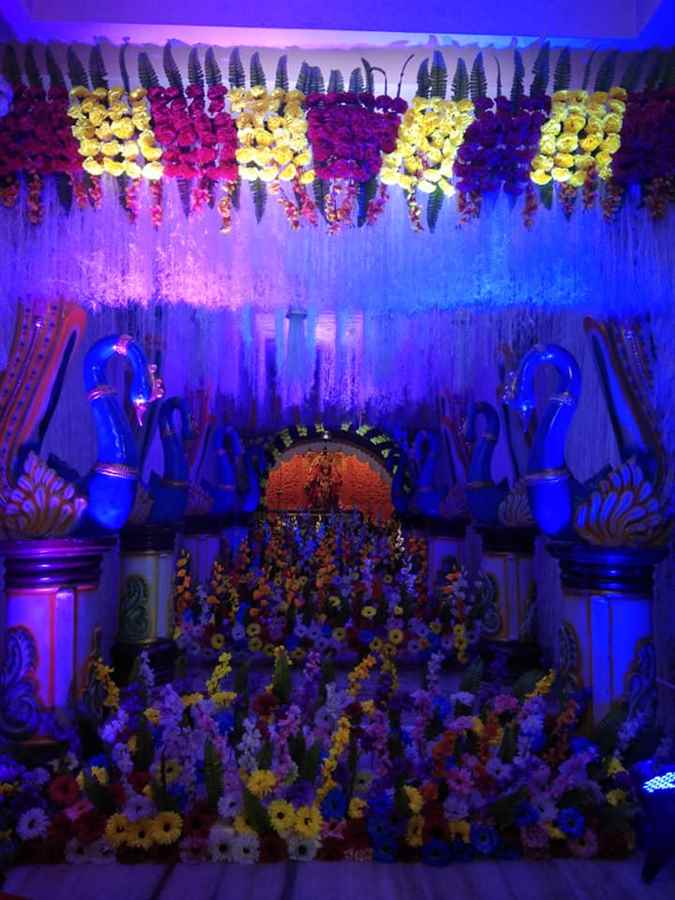 Durga Dham, Kanya Pathsala