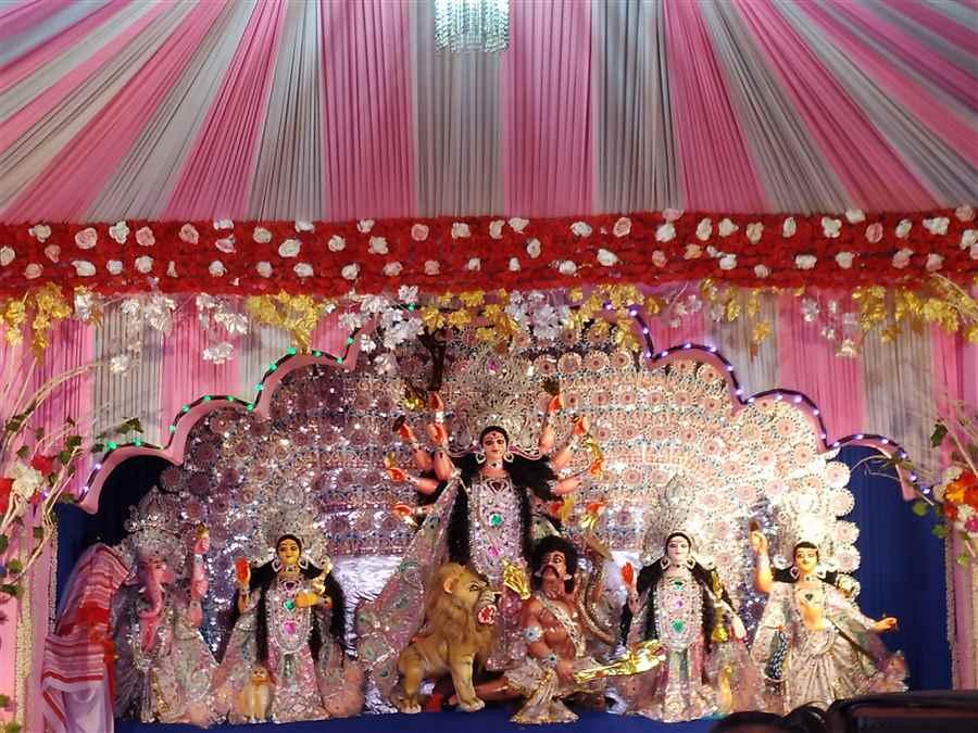 Sri Maa Durgeswari Durga Puja
