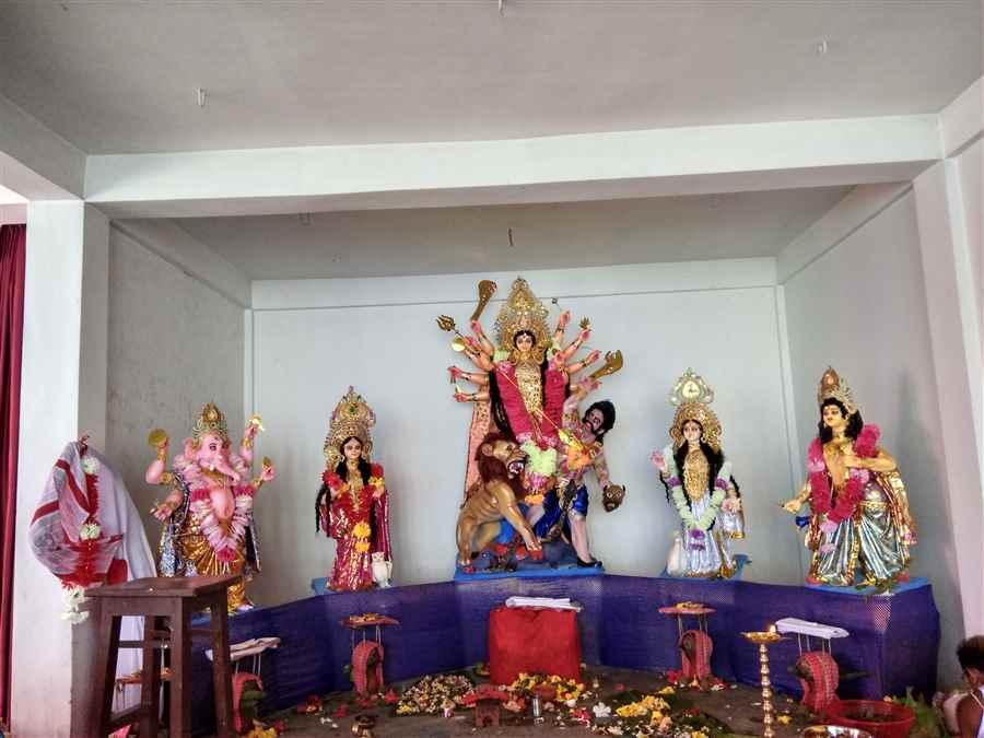 Kalimandir Durga Puja