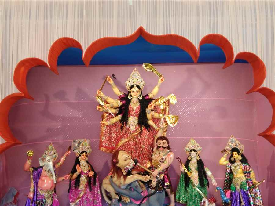 Puja Committee in Assam