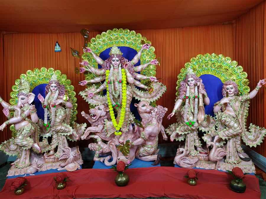 Assam Durga Puja Samiti 2019