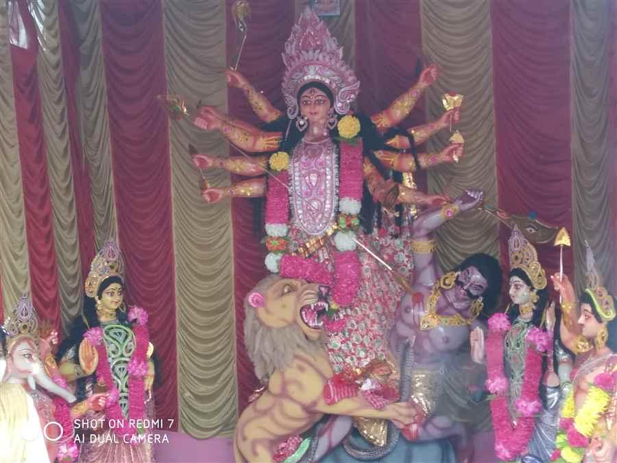 Parbatia Durga Puja