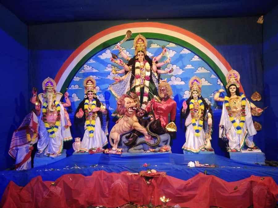 Sripuria Pathar Durga Puja Committee