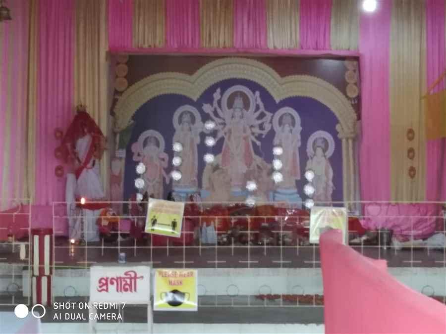 Puja Mandap Assam