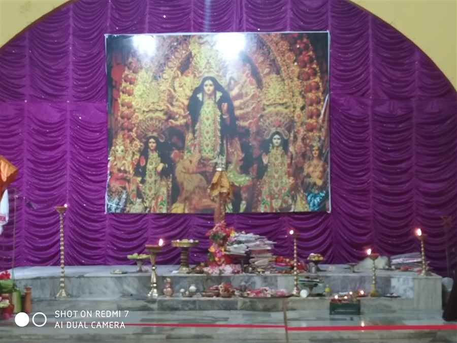 Surga Puja in Tinsukia