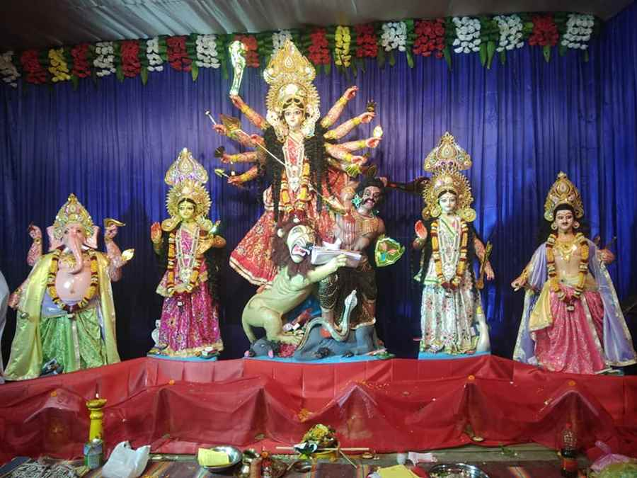Sri D M Lohia Road Durgotsav Samiti