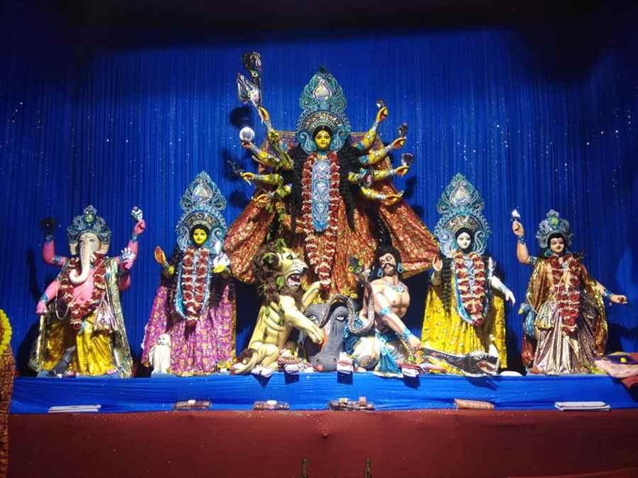 Sri Durga Puja Committee- Bengali Girls High School