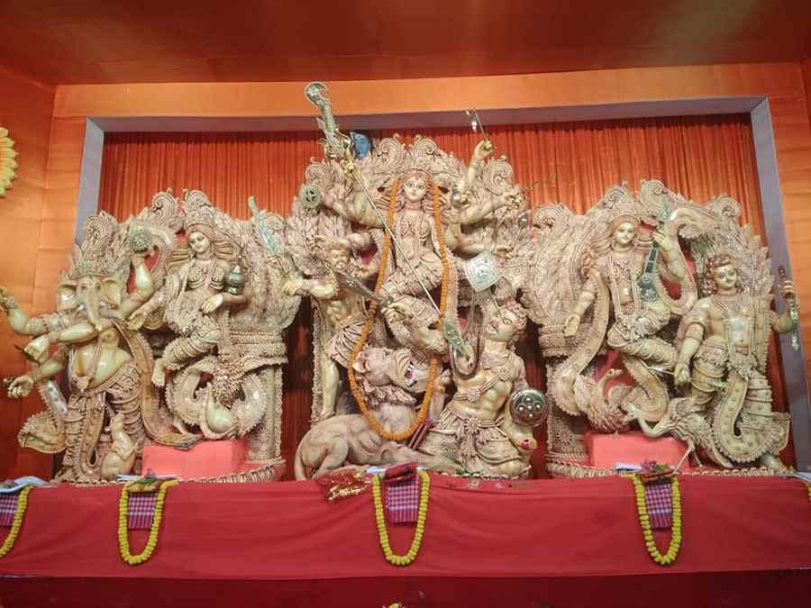 West Sripuria Durga Puja Committee
