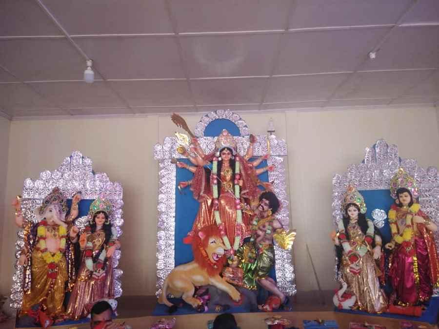 Guijan Bazar Durga Puja