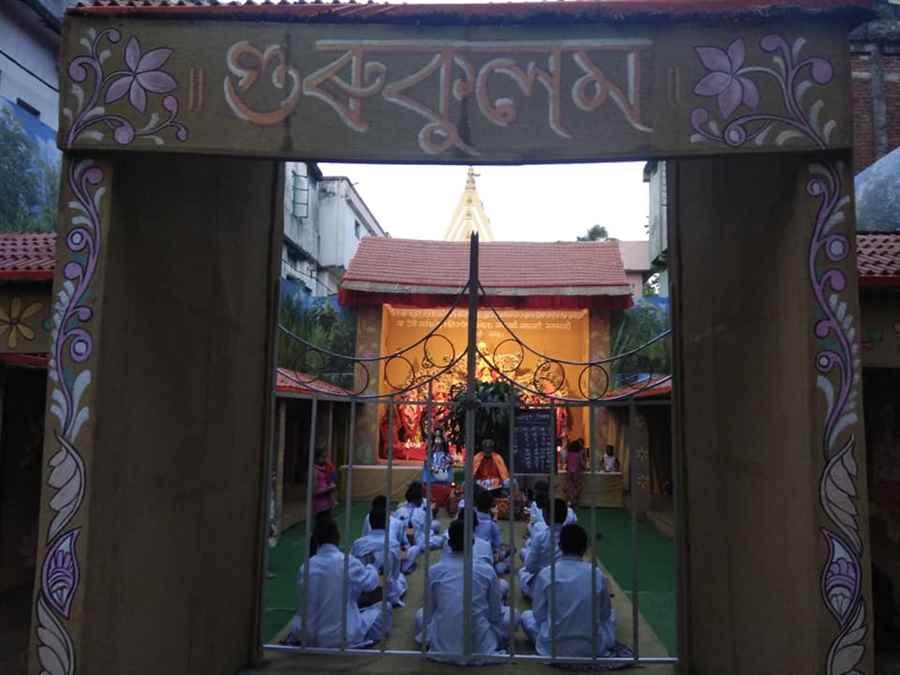 Sri Nav Durga Puja Samiti-Rani Sati Durga Puja - Best Puja