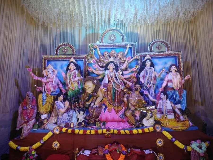Madhya Sripuria Durga Puja Committee