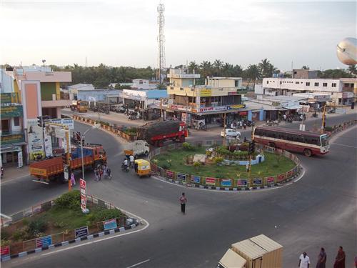 Tirupur Local Area