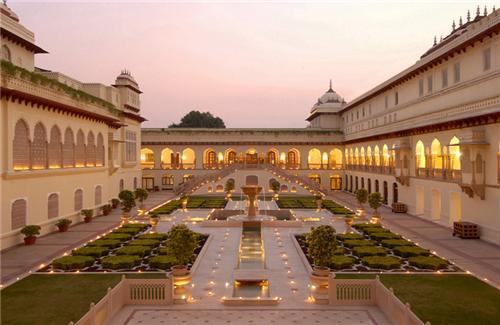 Ram Bagh Itimad-ud-Daulah Tomb Agra
