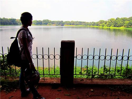Krishna Sayar Ecological Park