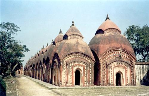 108 Shiva Temples in Barddhaman