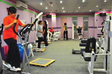 Fitness clubs in Bhopal