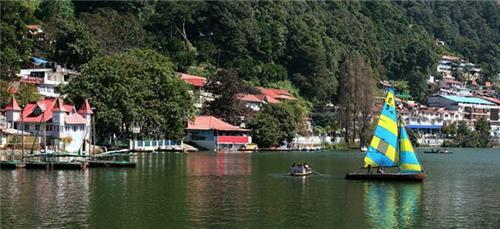 Nainital from Bulandshahr