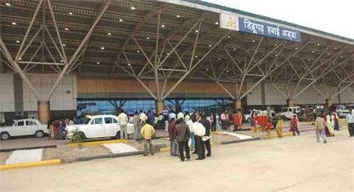 Mohanbari Airport