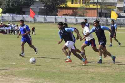 Gorakhpur Football