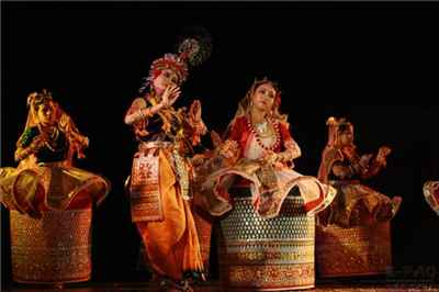 Culture of Imphal